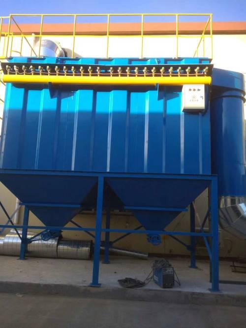 20噸燃煤鍋爐除塵(chen)器成功案例(li)